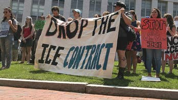 Congress Democrats are suddenly backing off calls to abolish ICE. Republicans are planning a possible vote on a Democratic bill to abolish ICE, and even the bill's sponsors say they plan to vote no. #Tucker