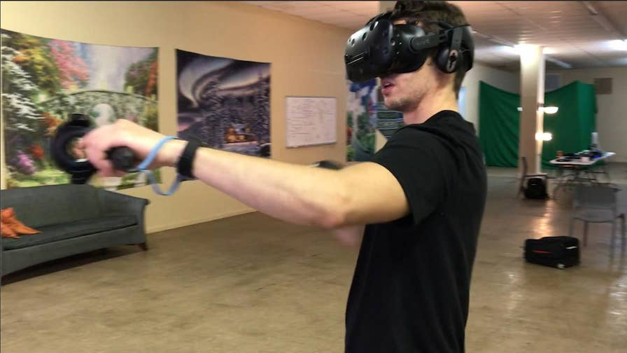 Young entrepreneurs and developers in Mississippi are aiming to make the Magnolia State a major techhub for the emerging field of virtual reality.