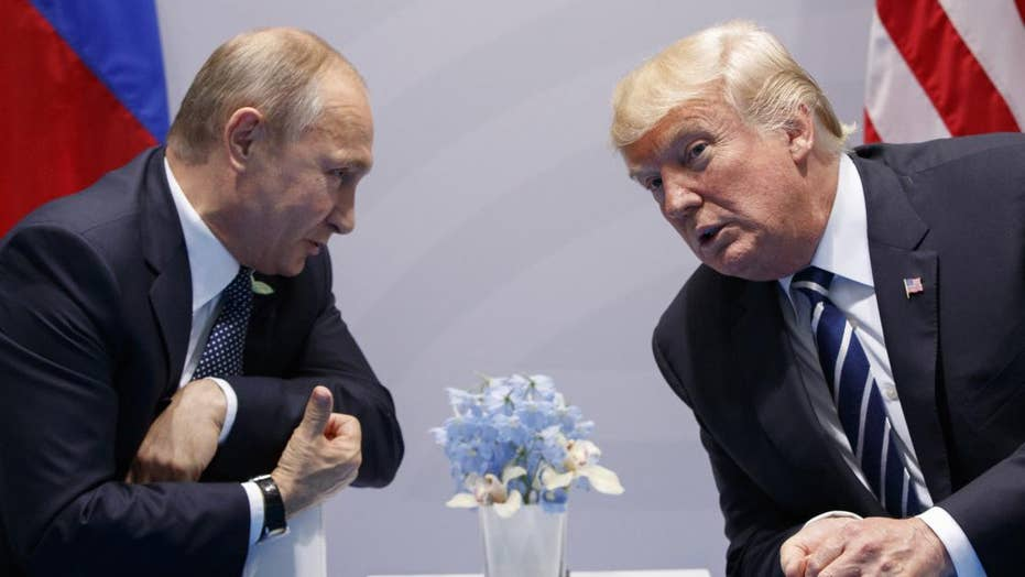Should Trump press Putin on extraditing indicted Russians?