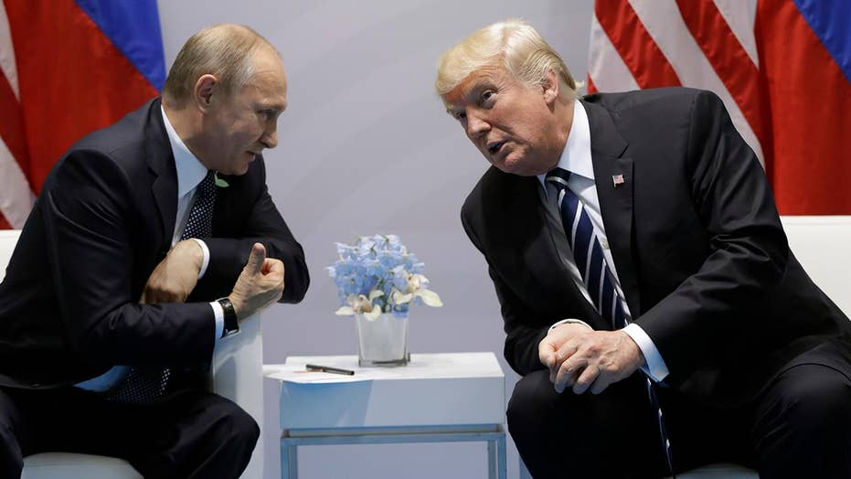 Election meddling in focus as Trump readies for Putin summit