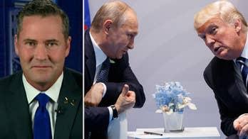 Former Green Beret commander Michael Waltz shares insight as President Trump prepares to meet with Putin in Helsinki.