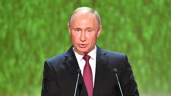 Amy Kellogg reports on Putin's popularity in Russia and factors that impact his approval rating at home.