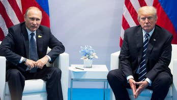 Trump-Putin Helsinki summit will technically be the third meeting between the two leaders; Rich Edson reports on how relations between the U.S. and Russia have evolved under the Trump administration.