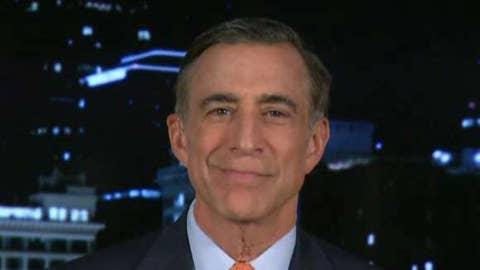 Rep. Darrell Issa talks explosive Peter Strzok hearing