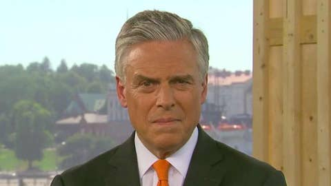 Amb. Jon Huntsman previews the Trump-Putin summit