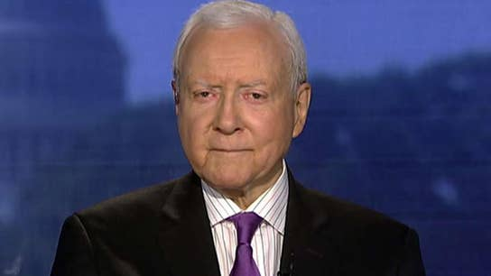 Sen. Orrin Hatch on Democrats' plan to obstruct Kavanaugh