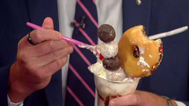 'Fox & Friends' celebrates National Ice Cream Day
