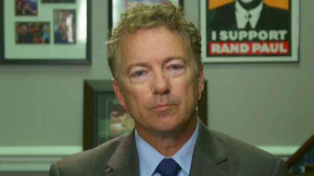 Sen. Rand Paul shares his concerns about Judge Kavanaugh