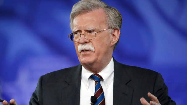Bolton: Indictment strengthens Trump's hand in Putin summit