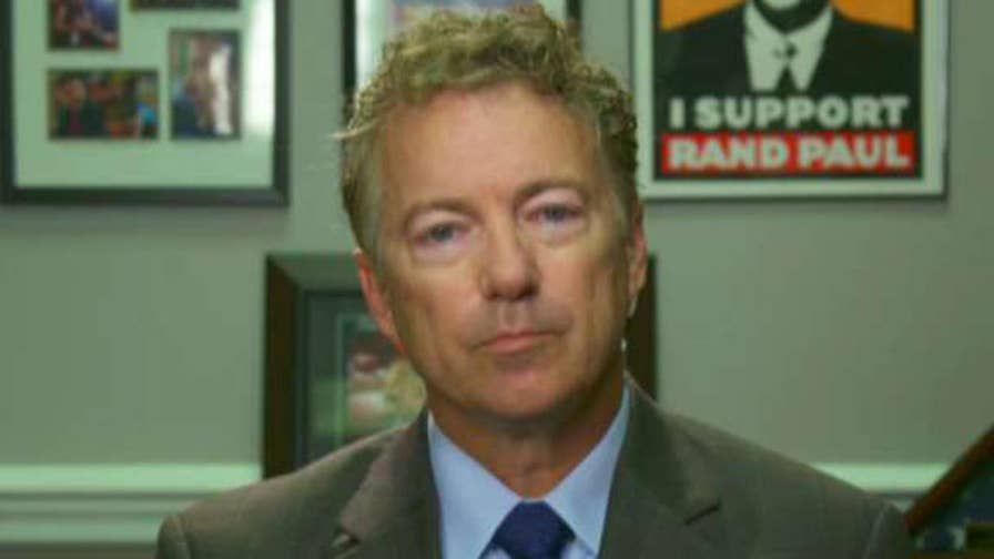 Senator Rand Paul joins 'Fox & Friends' to discuss the Supreme Court nomination for Brett Kavanaugh and Trump's upcoming summit with Putin.