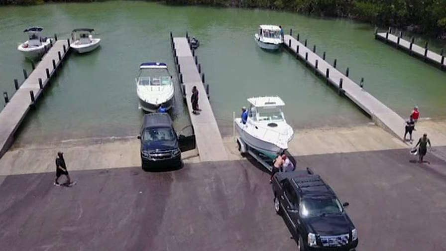 Advocates call for state and local funding to fix crumbling boat ramps and other infrastructure.