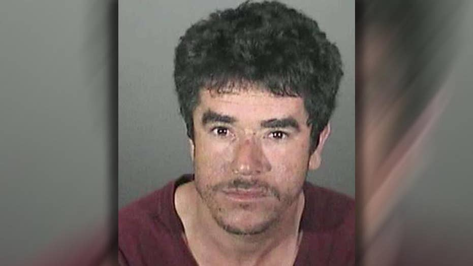 Accused chainsaw attacker deported eleven times