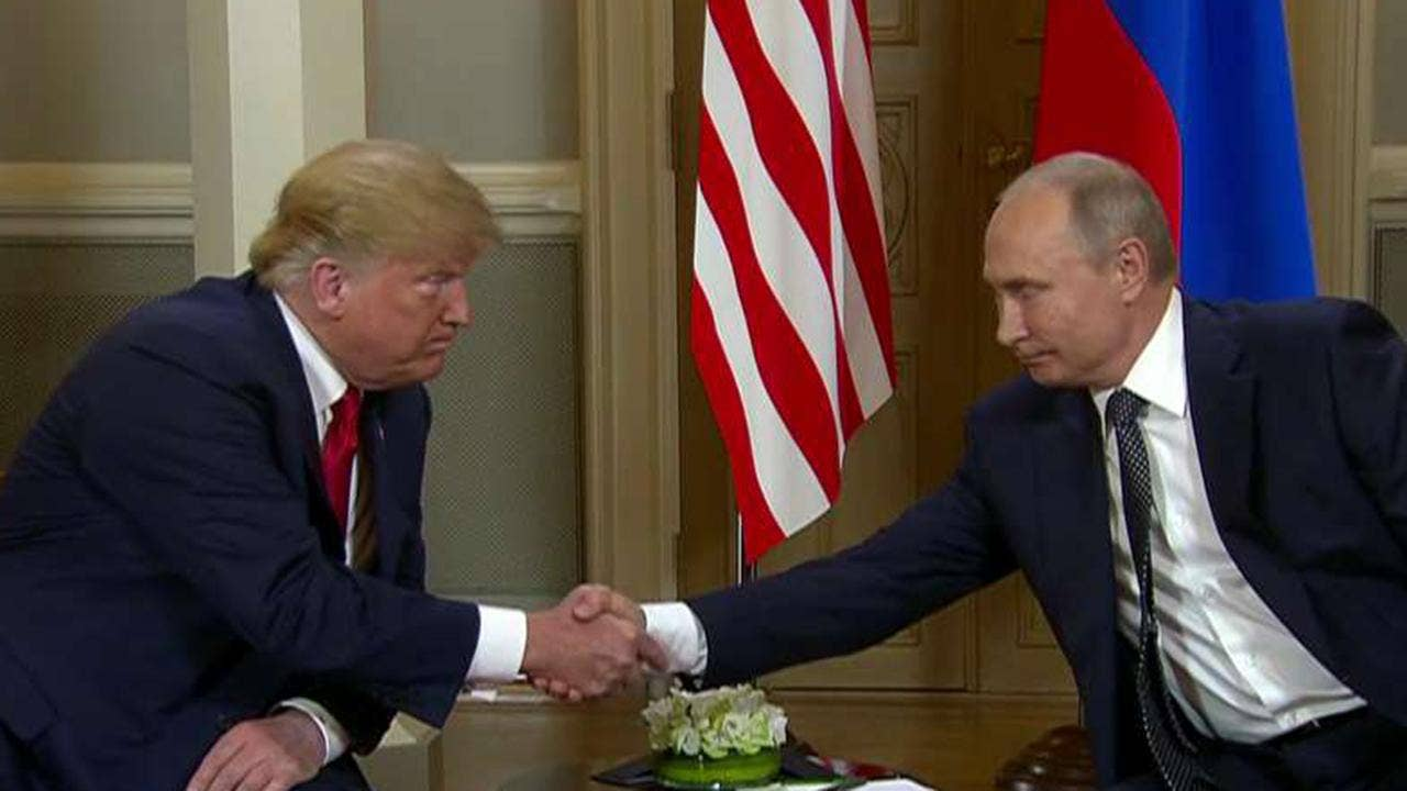 Image result for Ex-Georgian President: Mr. Trump, Putin does not bluff but you have the upper hand – use it