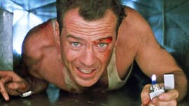 "We finally have a definitive answer to the age-old question over whether the 1988 action classic ""Die Hard"" is a Christmas movie."