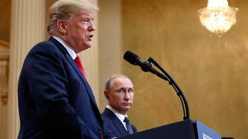 Trump and Putin address strategic and economic impact of the planned Nord Stream 2 pipeline which will deliver natural gas to Europe.