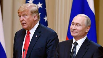 President Trump questions FBI investigation, welcomes Putin's offer to give special counsel access to accused hackers.