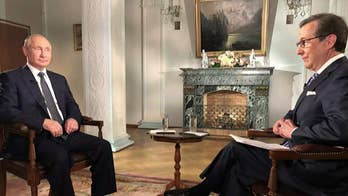 'Fox News Sunday' anchor Chris Wallace's exclusive, wide-ranging interview with Russian President Vladimir Putin will air on 'Special Report' at 6 p.m. ET.