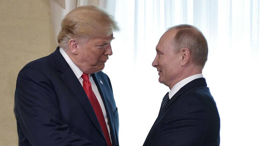 President Trump holds historic summit with Russian President Vladimir Putin in Helsinki, Finland; reaction and analysis on 'The Five.'