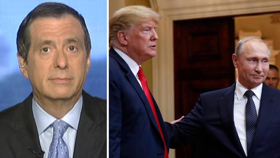 Kurtz: Conservatives join liberal critics on Trump, Putin