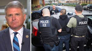 Republican chairman of the House Homeland Security Committee says Democrats are playing a 'dangerous political game' with 'reckless' calls to abolish the Immigration and Customs Enforcement agency.