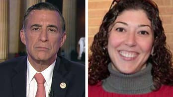 Former FBI lawyer Lisa Page was back on Capitol Hill Monday testifying before two House committees about the messages she and her lover-colleague Peter Strzok exchanged denigrating President Trump. Rep. Darrell Issa gives insight on her testimony. #Tucker