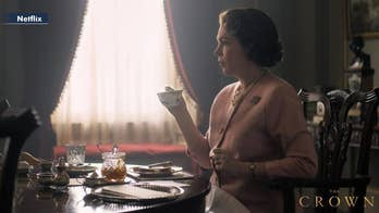 Hollywood Nation: Fans get first look at actress Olivia Colman as Queen Elizabeth II in season three of the Netflix hit 'The Crown.'
