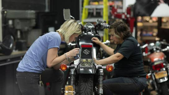 How MotorGrrl is breaking the motorcycle business mold