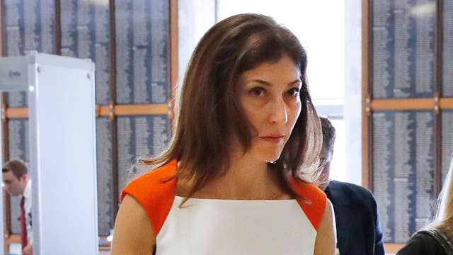 Lisa Page 'more forthcoming' than Strzok on anti-Trump texts