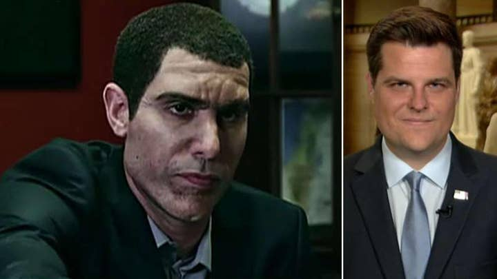 Sacha Baron Cohen dupes current and former lawmakers