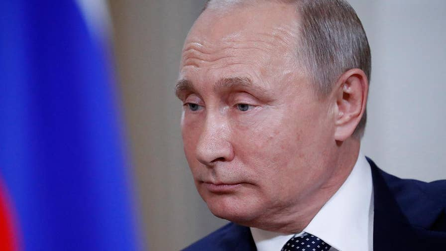 Russian President Vladimir Putin hopes hospitality and openness in Russia during the World Cup will dispel 'myths and prejudices' about his country while observers say it's an oppressive country that violates basic human rights. Amy Kellogg reports from Moscow.