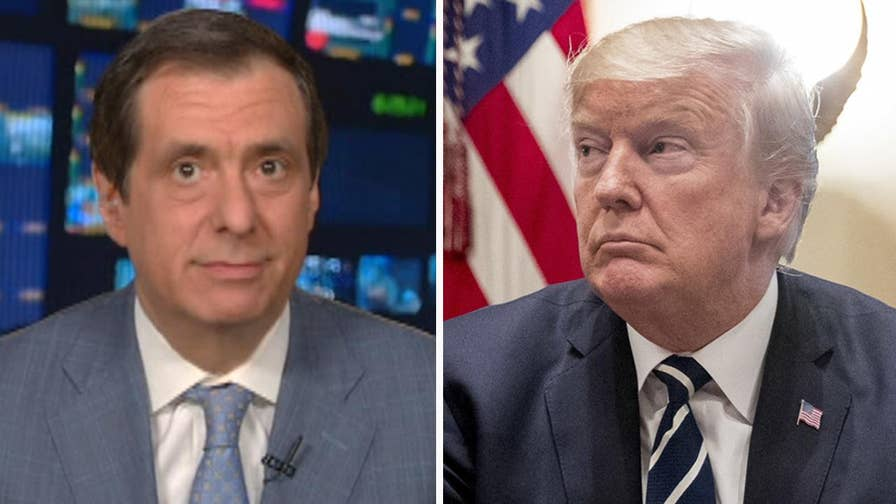 'MediaBuzz' host Howard Kurtz weighs in on President Trump backtracking his comments during the Helsinki press conference with Russian president Vladimir Putin.