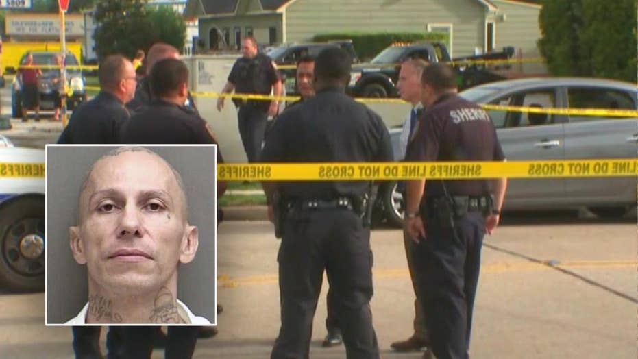 Suspected serial killer apprehended in Texas