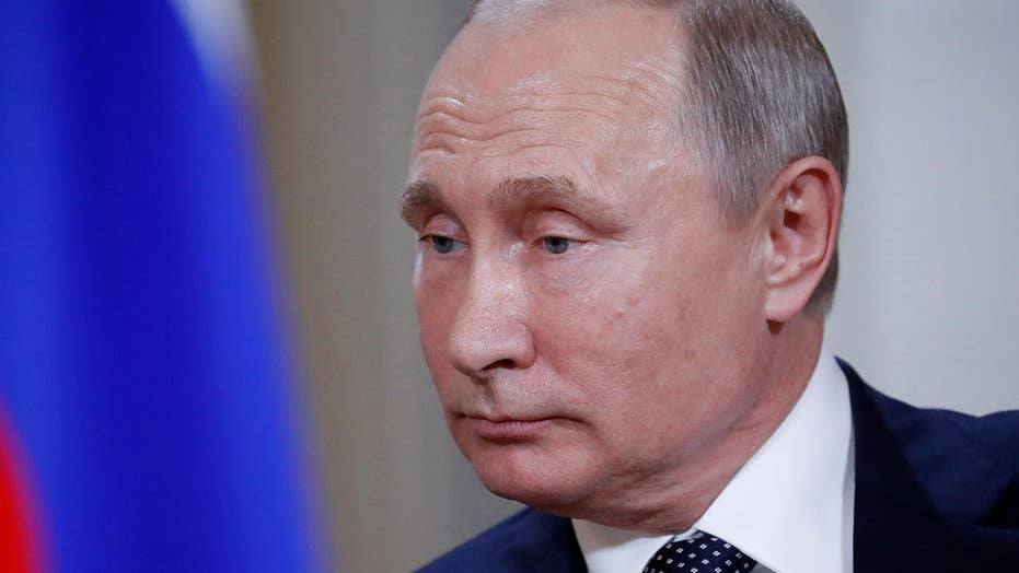 What's next for Putin after World Cup success?