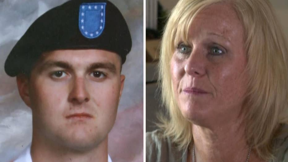 Mom investigating soldier son's death uncovers new evidence