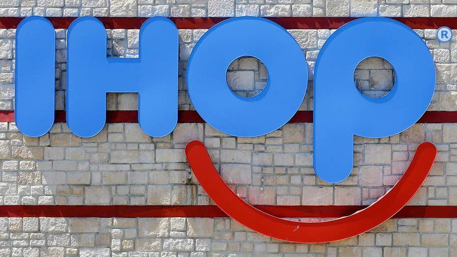 IHOP celebrates 60th anniversary with 60 cent pancakes