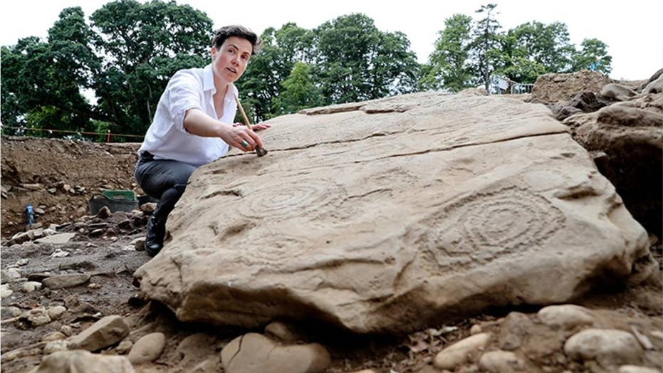 New megalithic passage tomb cemetery discovered in Ireland