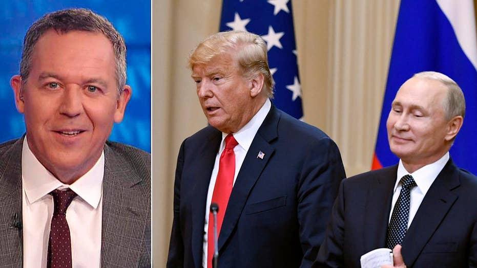 Gutfeld on Trump's presser with Putin