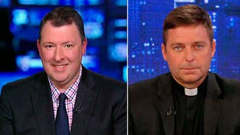UK council: 'Morally permissible' for genetically modified human embryos. Marc Thiessen and Father Jonathan Morris sound off on 'The Story.'
