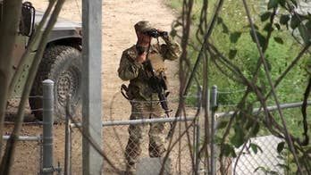 DHS requests thousands of National Guard troops stay on southern border past September: US general