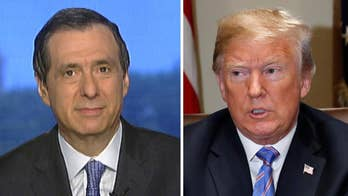 'MediaBuzz' host Howard Kurtz weighs in on the mainstream media keeping the flames hot on Trump's comments to Putin even after he walked them back.