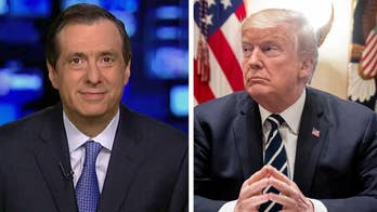 White House press secretary Sarah Sanders is peppered with questions after Trump's latest remarks on Russia; media analyst Howard Kurtz shares insight.