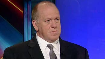 Republicans and Democrats spar over ICE; former acting ICE director Thomas Homan reacts to House measure supporting ICE on 'Your World.'