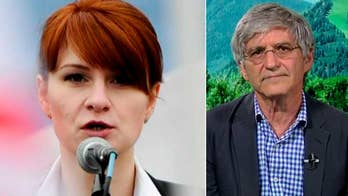 Woman accused of being Russian spy appears in court; 'Russian Roulette' author Michael Isikoff weighs in on 'The Story.'