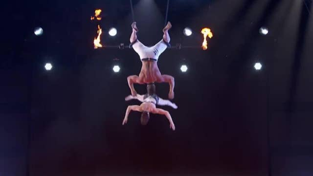 'America's Got Talent' stunt goes horribly wrong
