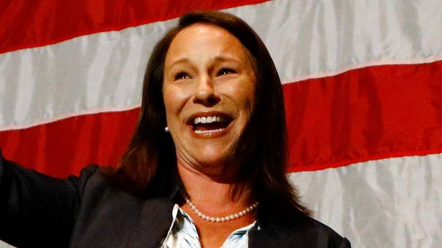 Incumbent Roby wins in Alabama's District 2.