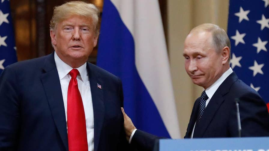 Fox News contributor and Washington Post columnist Marc Thiessen compares President Trump's effort to reset relations with Vladimir Putin to attempts by former Presidents Bush and Obama.