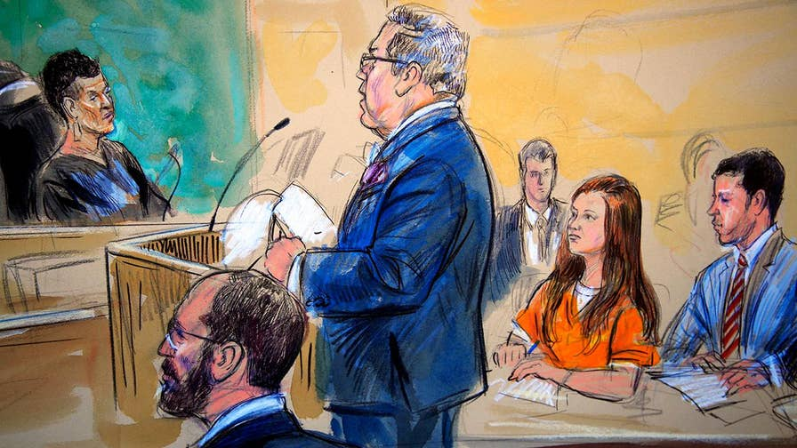 Maria Butina ordered to be held without bail after pleading not guilty to charges she was a Russian agent; national security correspondent Jennifer Griffin reports.