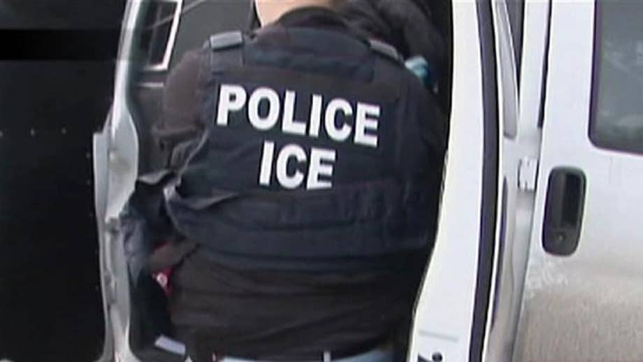 GOP bill applauding ICE approved in House, as Dems lament 'stunt'