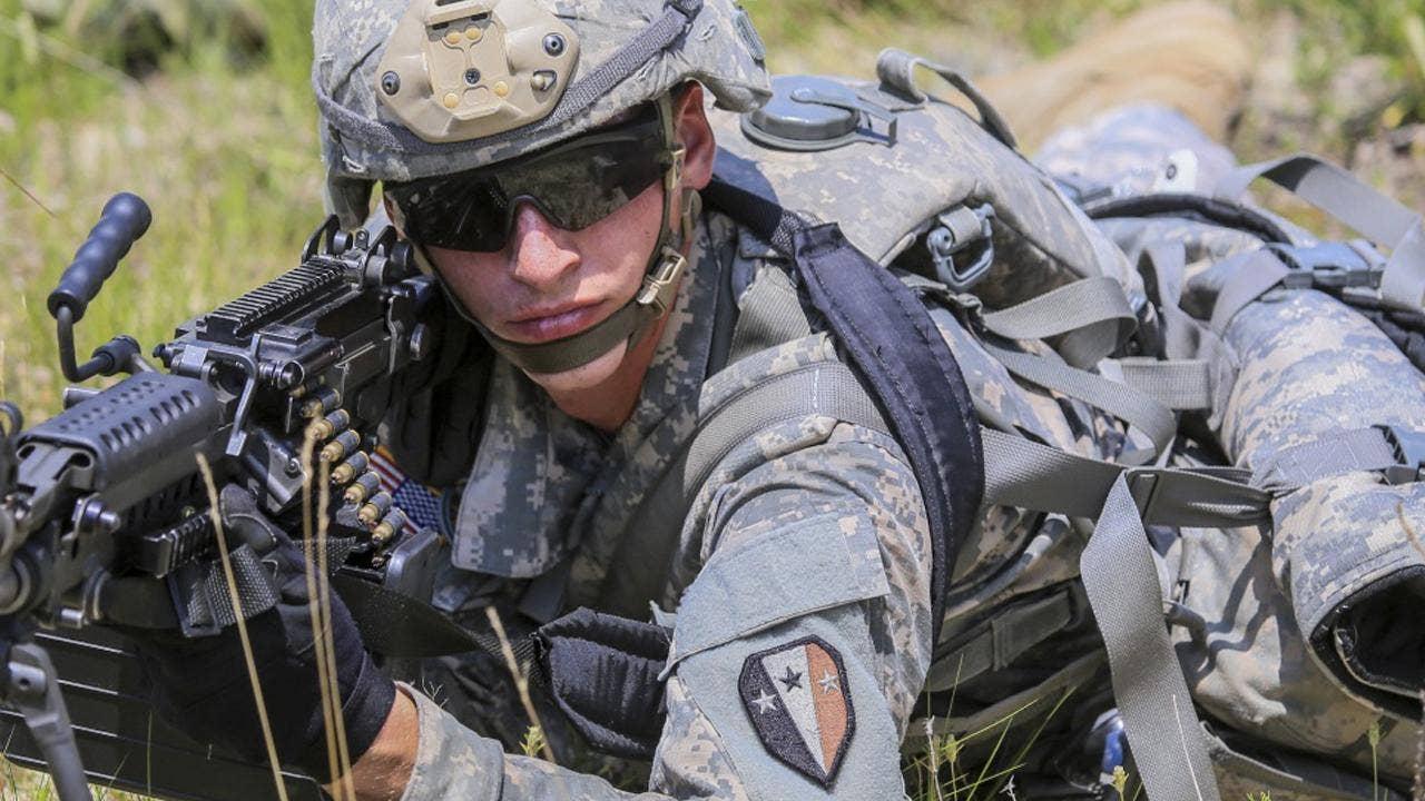 Army's new machine gun will blast like battle tanks