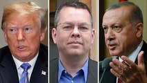 Turkish court ruled U.S. pastor held on espionage charges must remain in prison. Gillian Turner has the story.